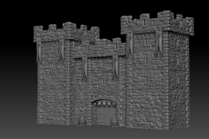 Castle Gate v2