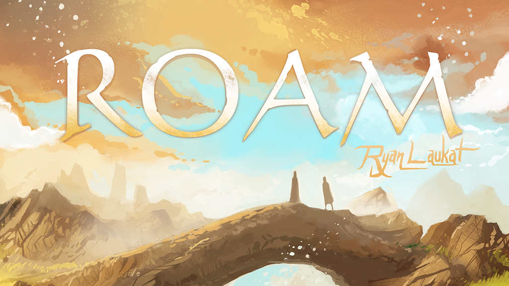 Roam project video thumbnail