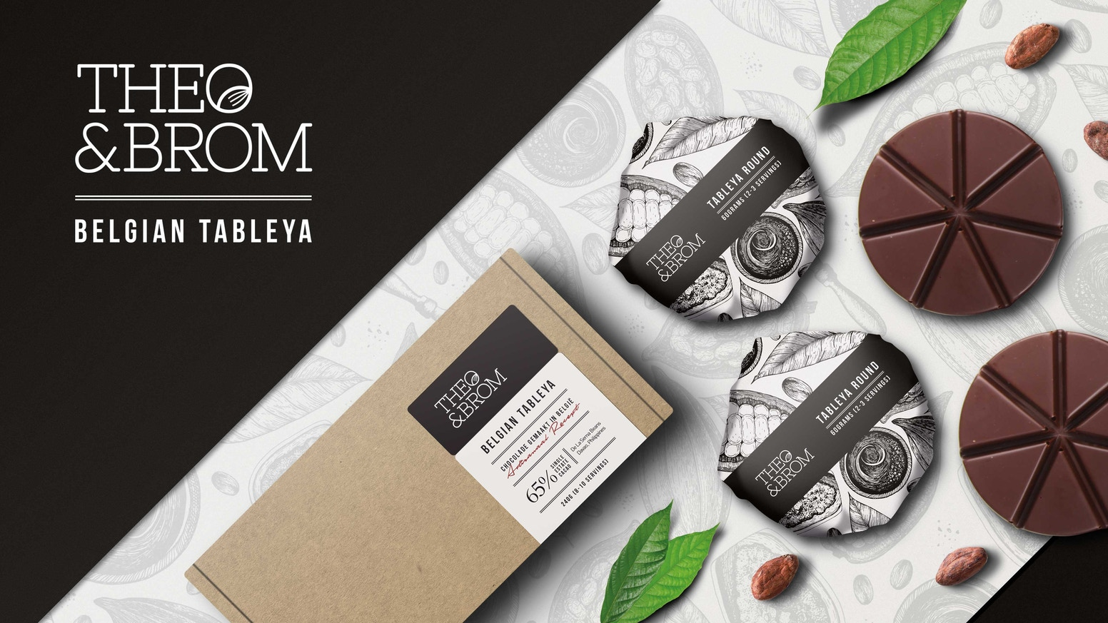 Philippine Cacao Beans and Belgian Chocolate-Making Expertise
