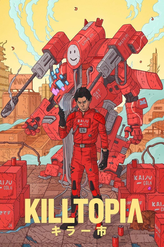 Killtopia #2 by Dave Cook — Kickstarter