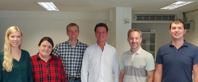 Development & Product team in Austria