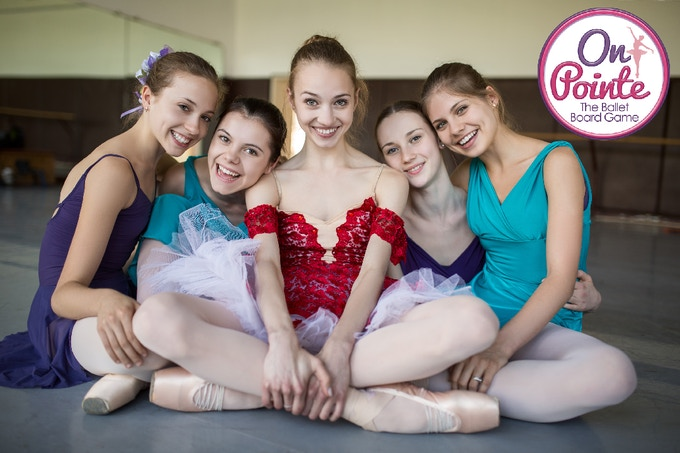 Ballet is best when shared with others !