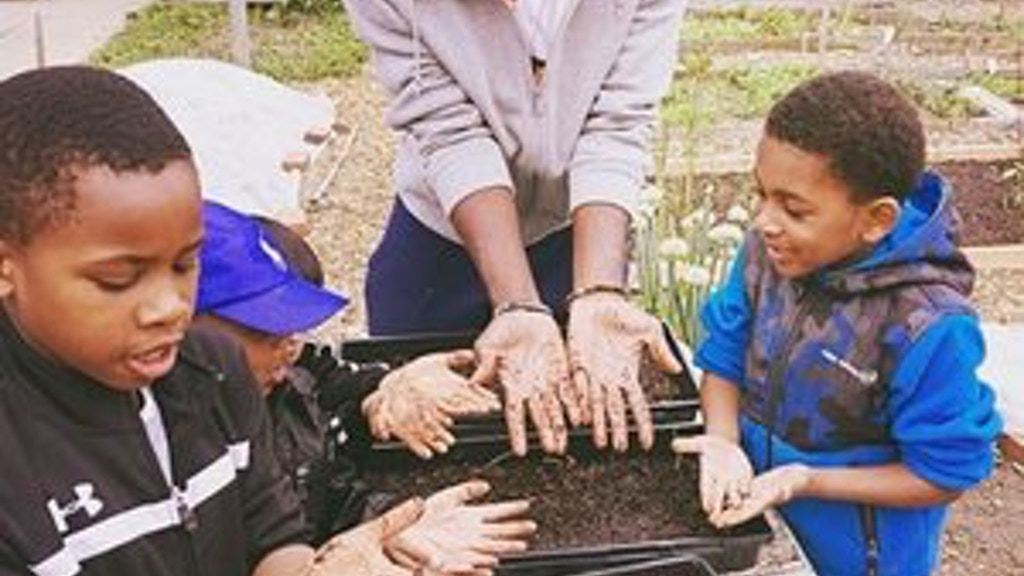 The Sacred Seeds Community Therapy Garden project video thumbnail