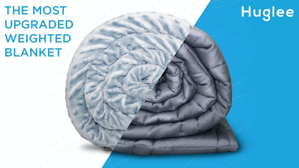 The Ultimate Weighted Blanket | Patent Pending
