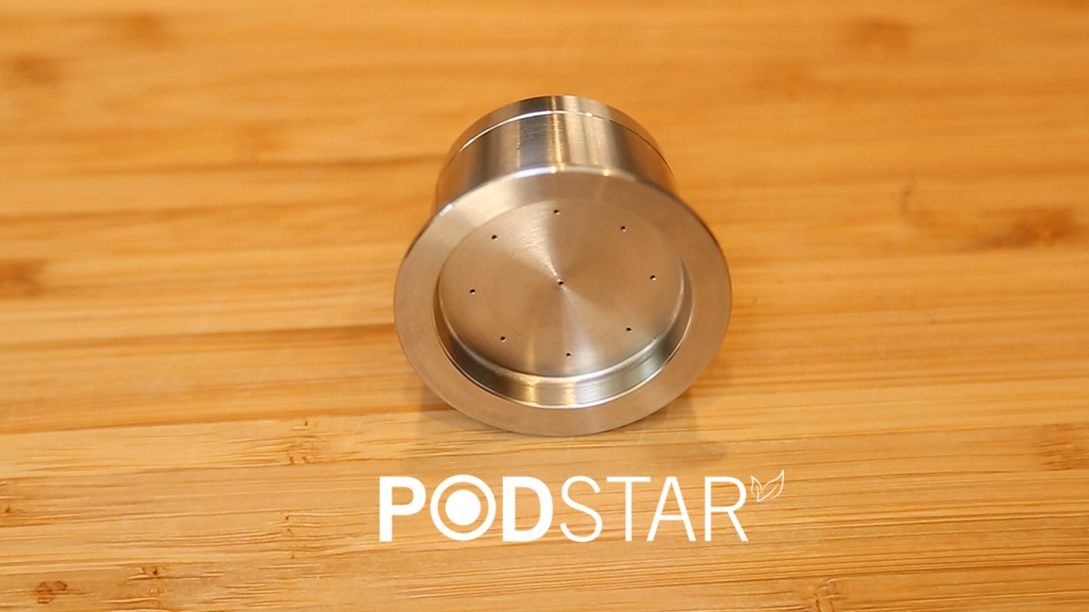 Pod Star - Reusable Coffee Capsule for Aldi K-fee® machines by Eco