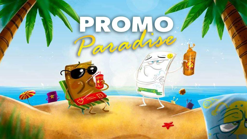 Promo Paradise project video thumbnail