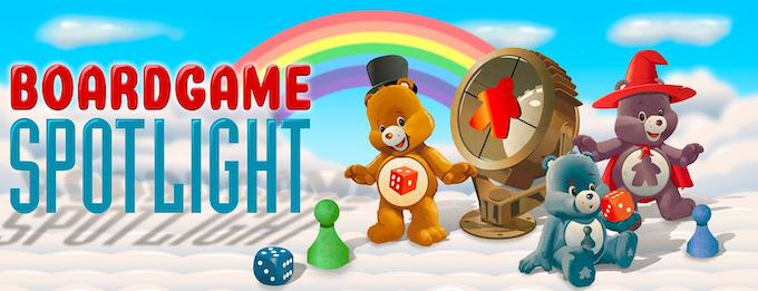 Board Game Spotlight Facebook Group