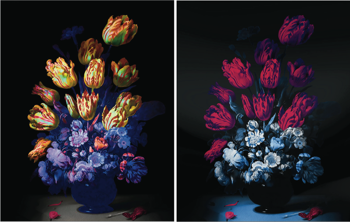 Out Of The Dark Series - Flower Power Edition