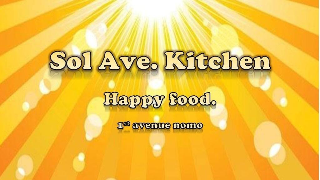 Sol Avenue Kitchen
