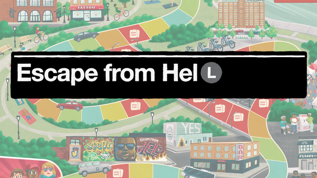 Escape from HelL project video thumbnail