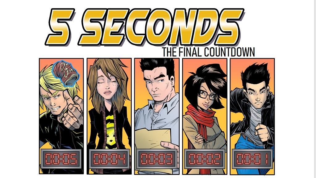 5 Seconds Volume 3 - The Final Countdown project video thumbnail