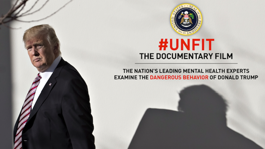 #UNFIT: Malignant Narcissism comes to Washington D.C. project video thumbnail