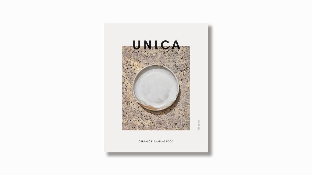 UNICA Mag: Ceramics | Sharing Food project video thumbnail