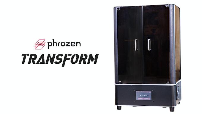 Phrozen Transform|The LCD 3D Printer that Lets You Dream Big