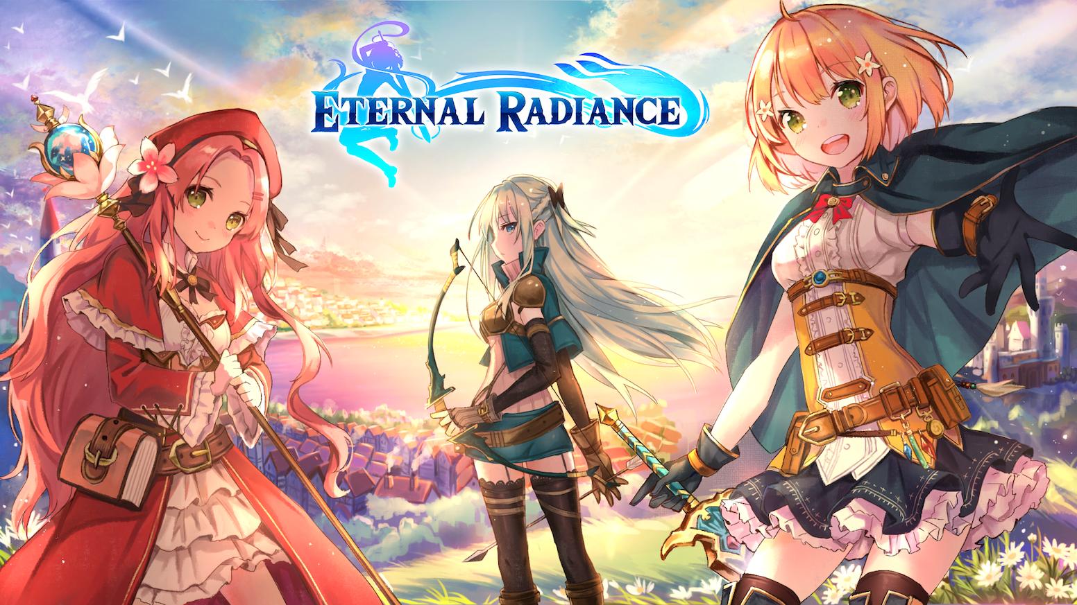 Eternal Radiance: Fantasy Action JRPG VN by Visualnoveler — Kickstarter