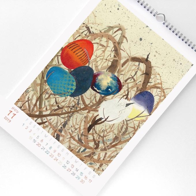 Wall Calendar (NOV)