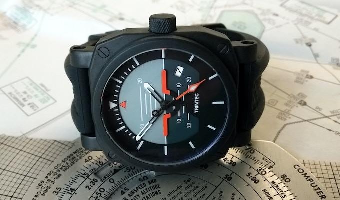 NAV-03 Horizon - Black