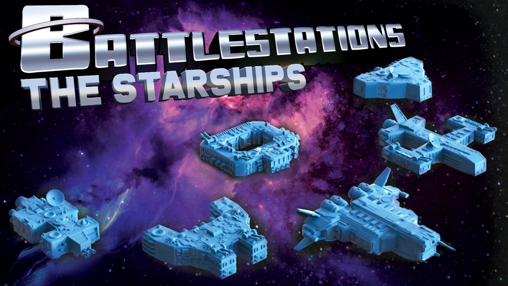 Battlestations: The Starships... project video thumbnail