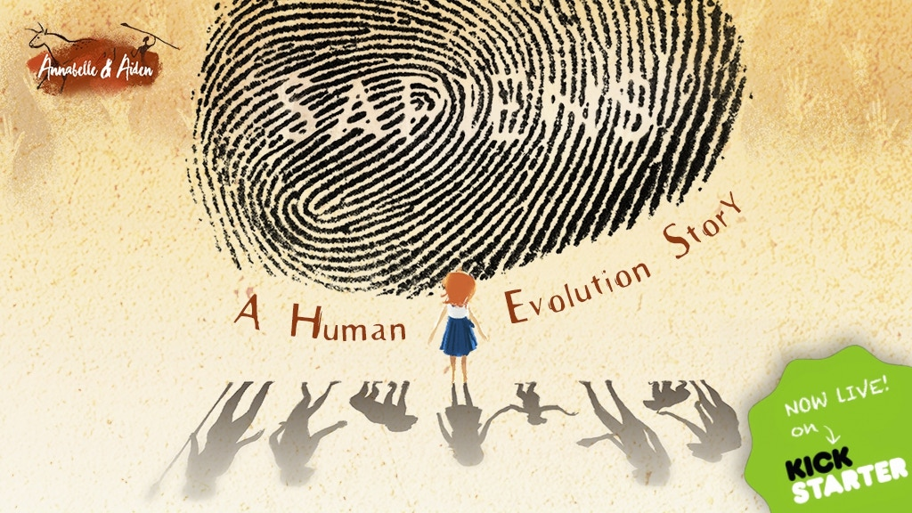 SAPIENS: A Human Evolution Story (Annabelle & Aiden: Book 5)
