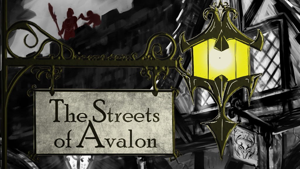 The Streets of Avalon project video thumbnail
