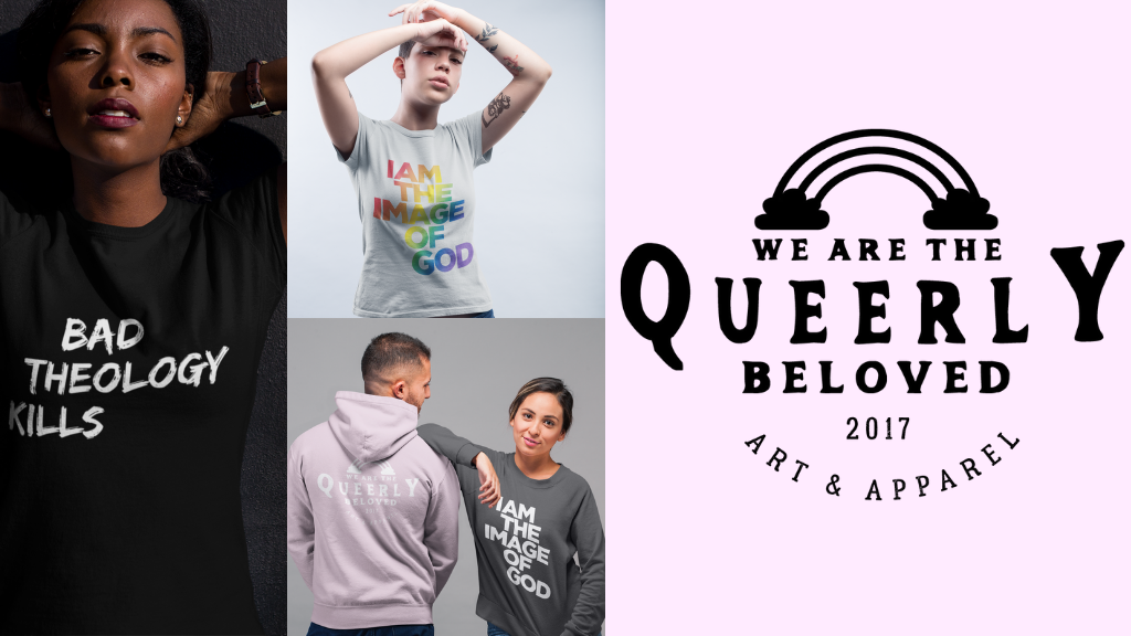 Queerly Beloved Tees project video thumbnail