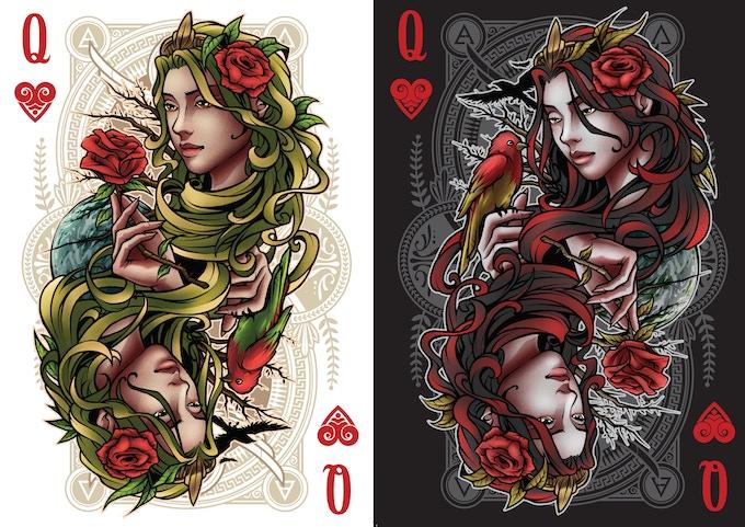 Queen Of Hearts (Gaia)