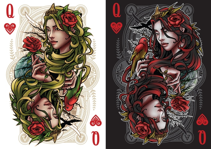 Queen Of Hearts (Gaia)