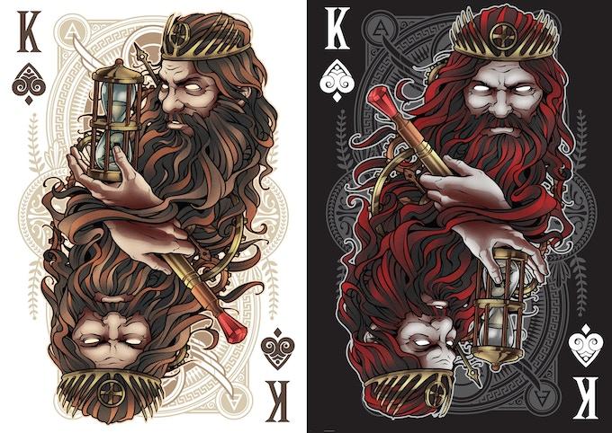 King Of Spades (Chronos)