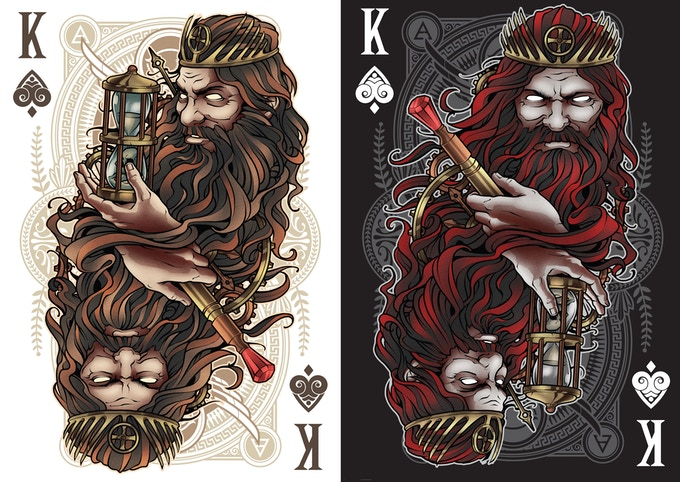 King Of Spades (Chronos)