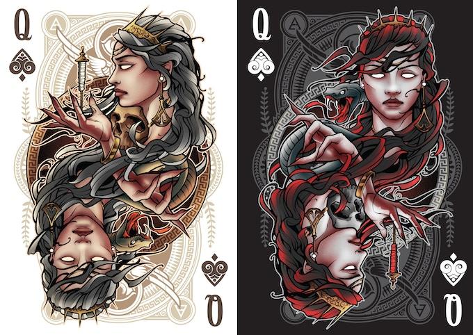 Queen Of Spades (Ananke)