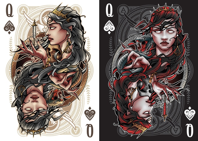 Queen Of Spades (Ananke)