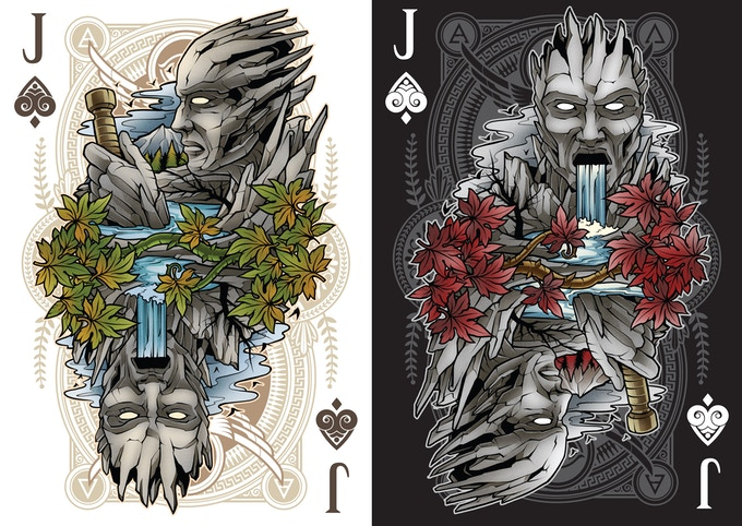 Jack Of Spades (The Ourea)