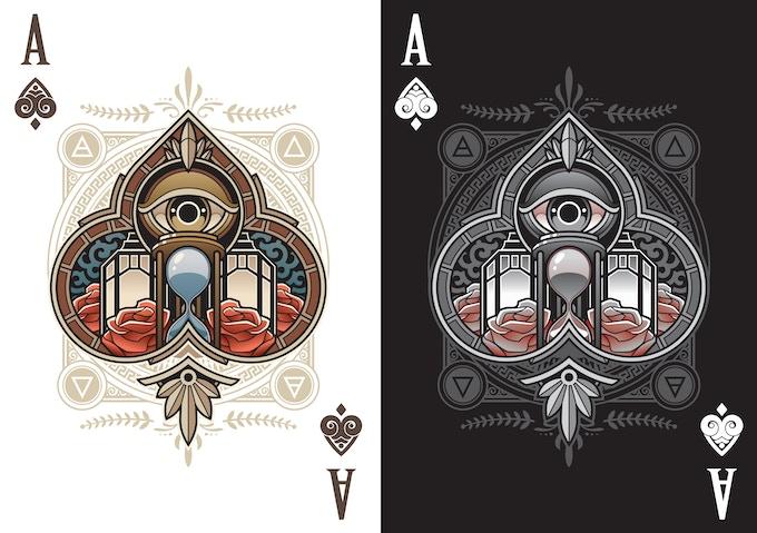 Ace Of Spades (The Moirai)