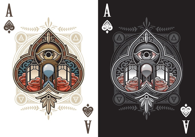Ace Of Spades (The Moirai)