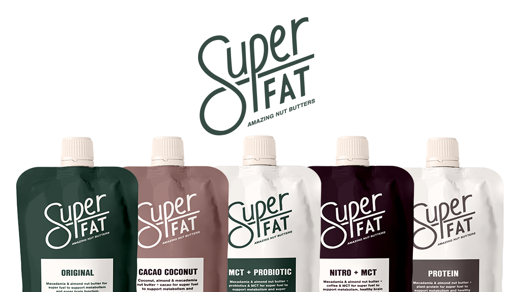 SuperFat - Amazing Nut Butters!