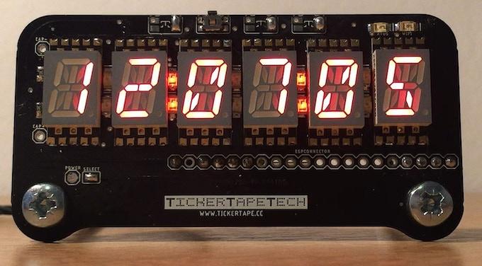 Clock Firmware