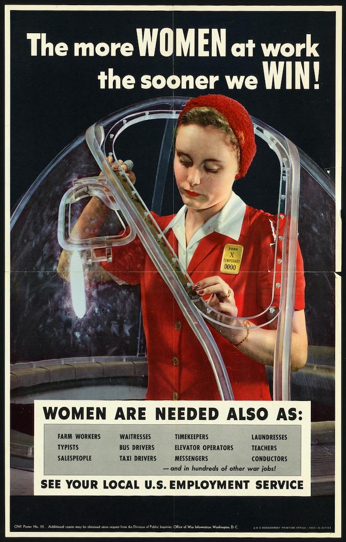 Propaganda Poster & Photography (unrestored)