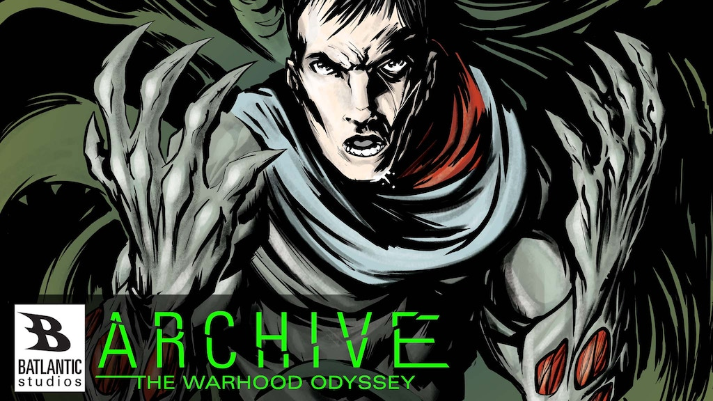 ARCHIVE The WarHood Odyssey Issue #5 project video thumbnail