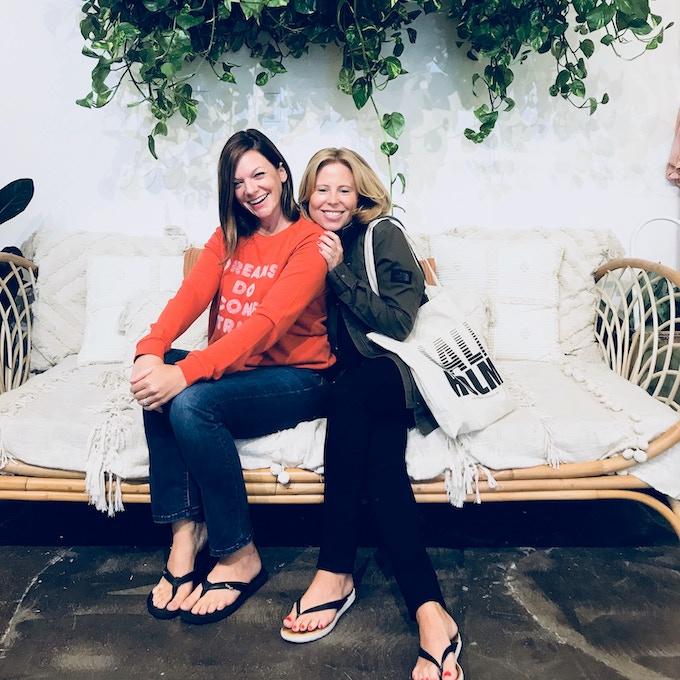 Rachel & Sofia