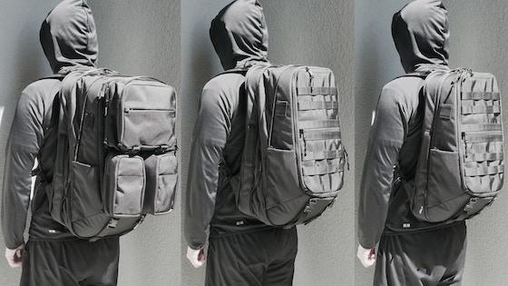 9af837e7a3 The Ultimate Adjustable Backpack For Travel   Everyday Use