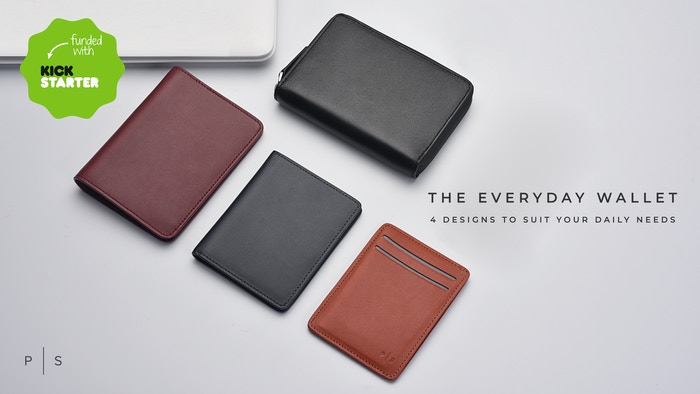 Super slim minimalist and RFID blocking wallets made with full grain Italian leather. Made for the everyday person.