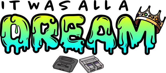 Super Nintendo, Sega Genesis! When I was dead man I couldn't picture this!