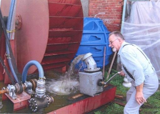 Handdriven Pump 192