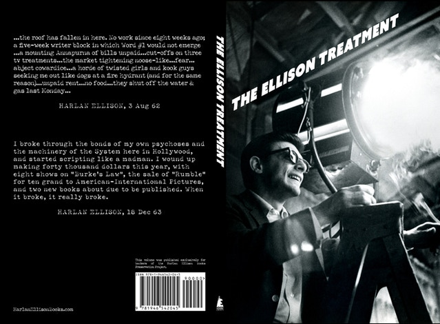 The Harlan Ellison® Books Preservation Project by Jason
