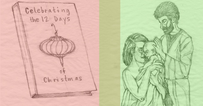 Blair Clairk's initial drawings for the book (not the final cover)