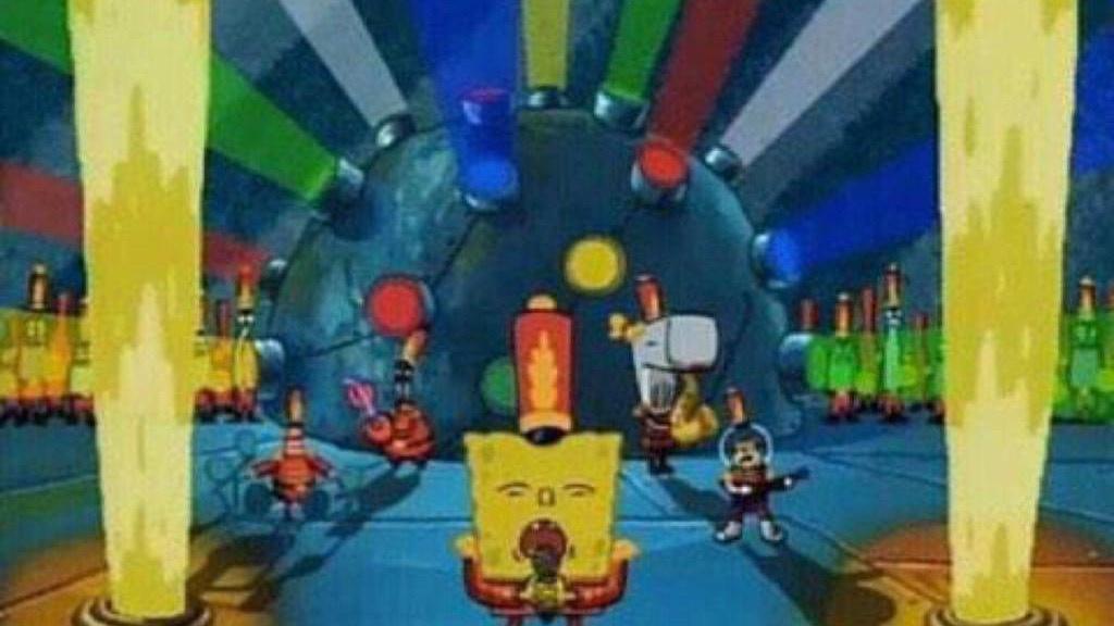 Project image for The Bubble Bowl: Spongebob Fan Tribute Concert