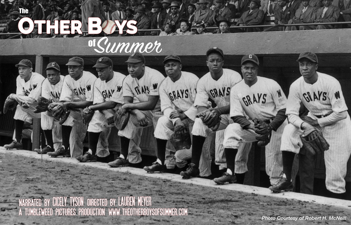 Civil Rights in America explored through the lives of the Negro League baseball players. Rewards NOW available via paypal. theotherboysofsummer@gmail.com Email us to bring the film to your community or organization.