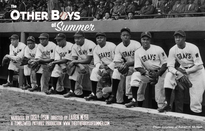 Civil Rights in America explored through the lives of the Negro League baseball players. VIRTUAL/ONLINE PROGRAMS NOW AVAILABLE. email for info: theotherboysofsummer@gmail.com Bring the film to your community or organization.www.theotherboysofsummer.com