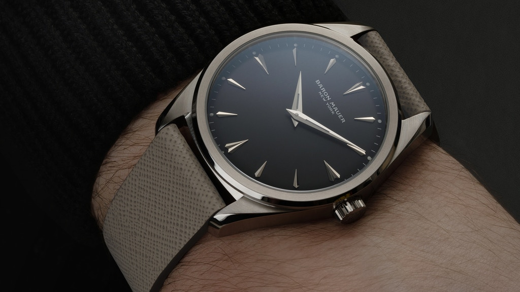 The Calaway: Swiss Caliber Precision Meets New York Design project video thumbnail