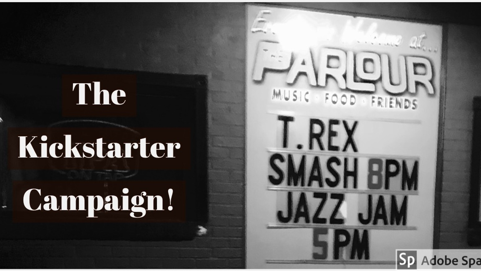 SMASH! BAM! We're putting together a three disc album of original jazz music with some of the best musicians around! We need your help!